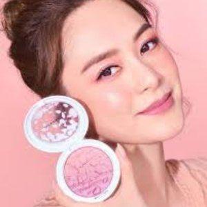 "MAC blush Highlight Powder ""FLEUR REAL"" NIB Ltd Ed"